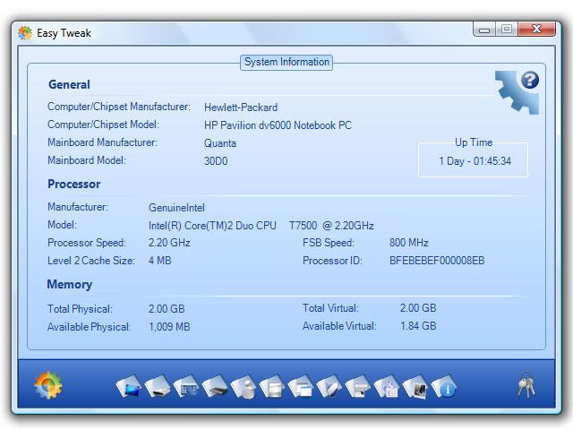 Powerful tweaking software for Windows.
